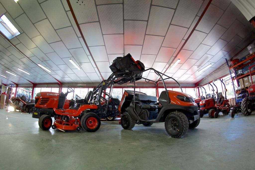 L 39 entreprise cevennes motoculture for Societe espace vert